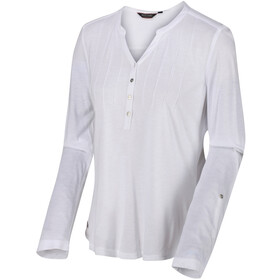 Regatta FFlur LS Shirt Women white